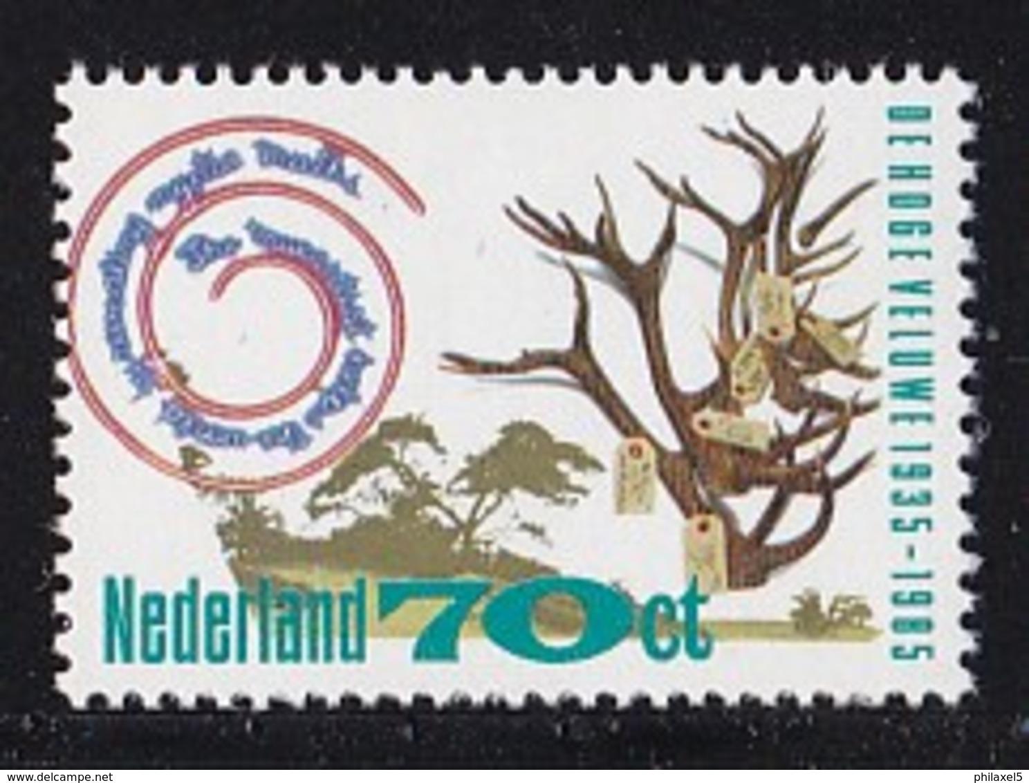 Nederland - De Hoge Veluwe 1935 - 1985 - Provincie Gelderland -  MNH - NVPH 1323 - Aardrijkskunde