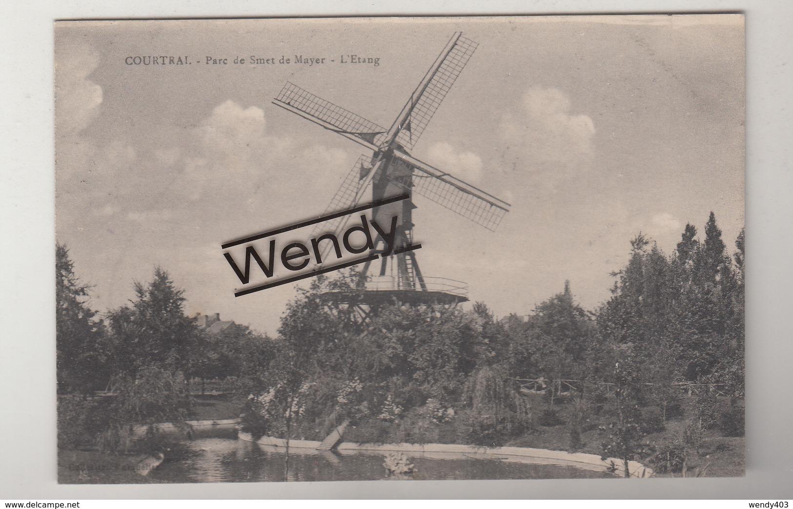 Kortrijk (windmolen Parc De Smet De Mayer-l'Etang) - Kortrijk