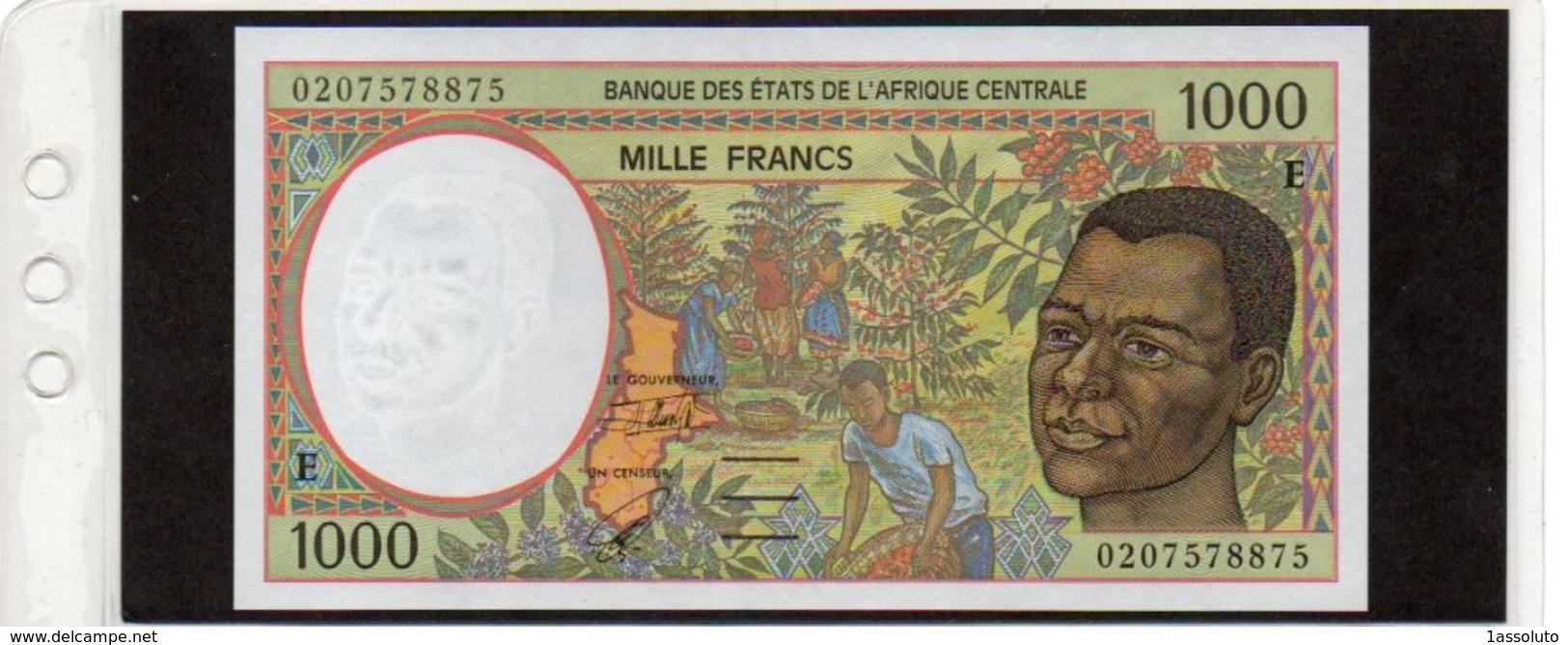 Camerun 1000 Francsi - Camerun