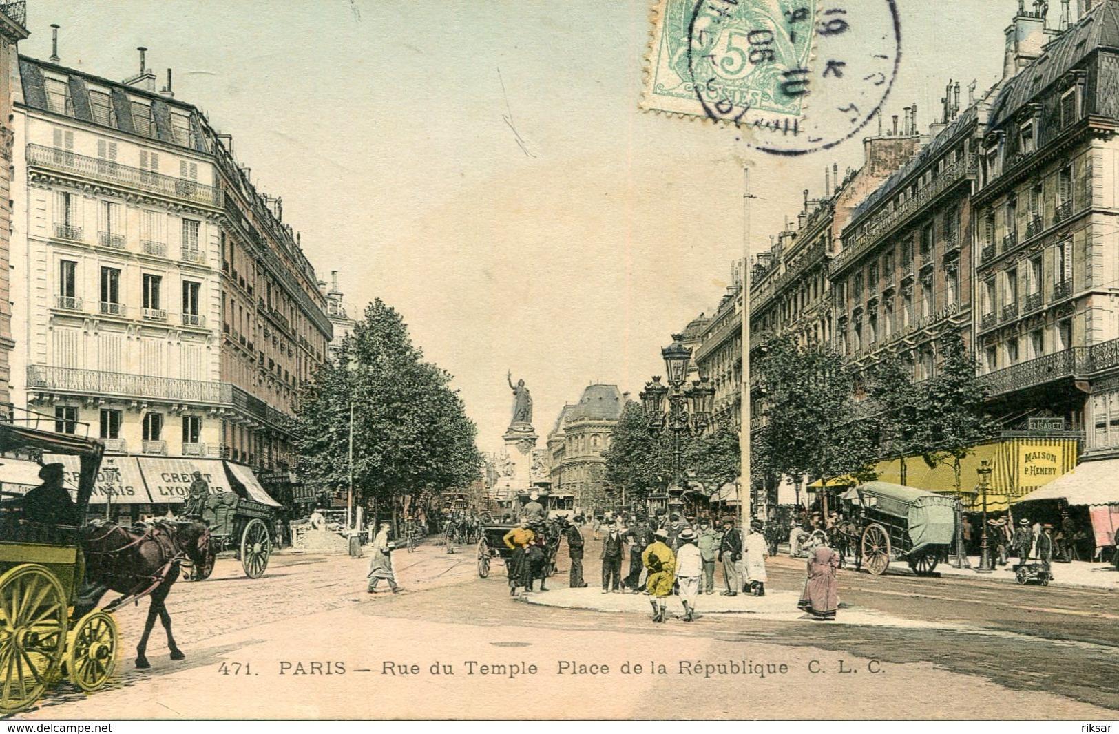 PARIS(3em ARRONDISSEMENT) - District 02