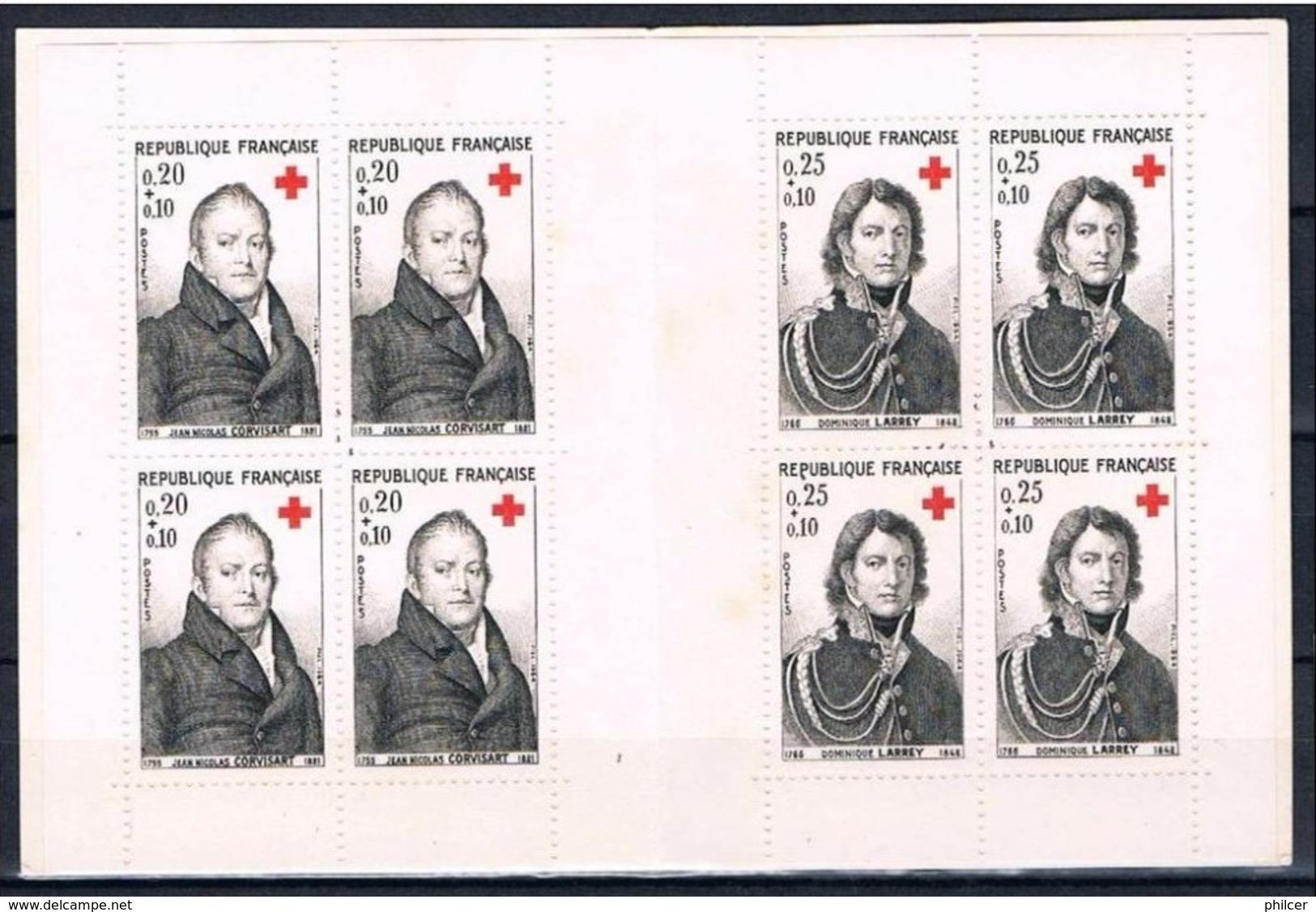 Republique Française, 1946, Croix Rouge Française - Brasil