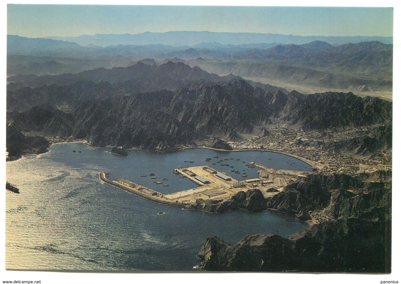 SULTANATE OF OMAN - PORT QABOOS, MUTRAH - Oman