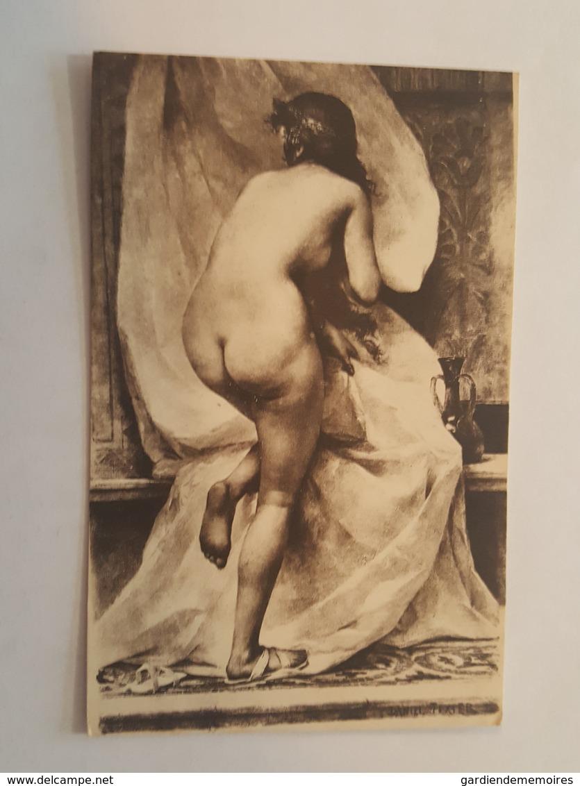Art - Salon De 1898, Suzanne Par Daniel Tixier - Femme Nu - Erotisme, Erotique, Erotica, Sexy, Charme - Tableaux