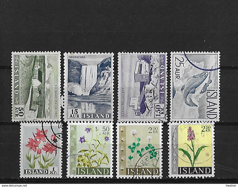 Islande Lot 2 O. - 1944-... Republik