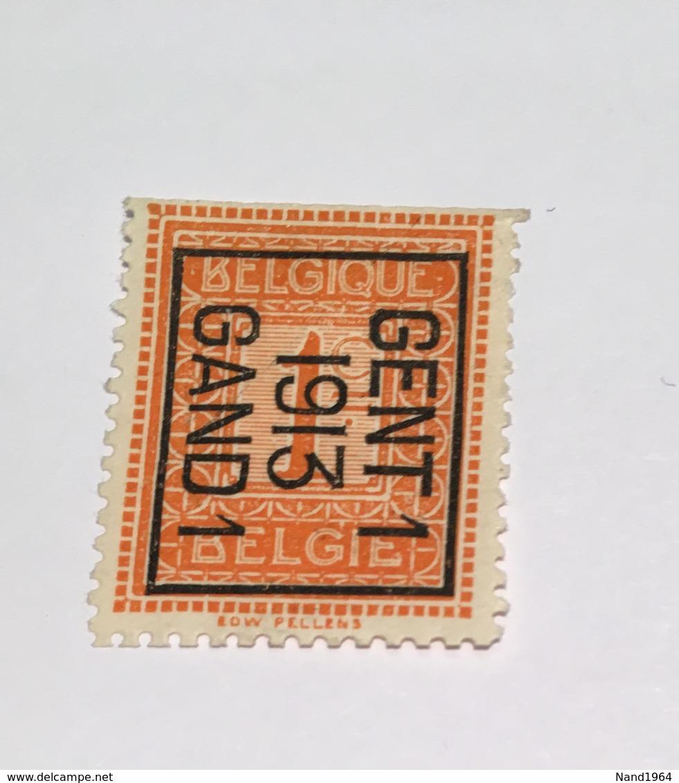 1913 - 1c Gent - Precancels