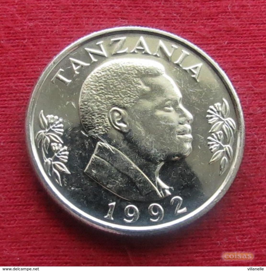 Tanzania 1 Shilingi 1992 KM# 22  Tanzanie - Tanzanie