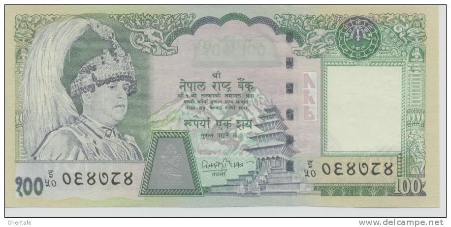 NEPAL P. 49a 100 R 2002 UNC - Nepal