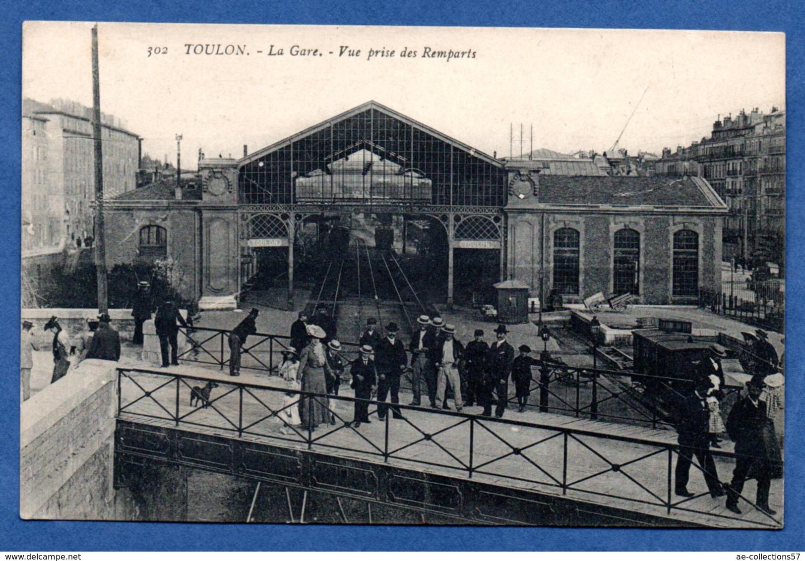 Toulon  -  La Gare - Toulon
