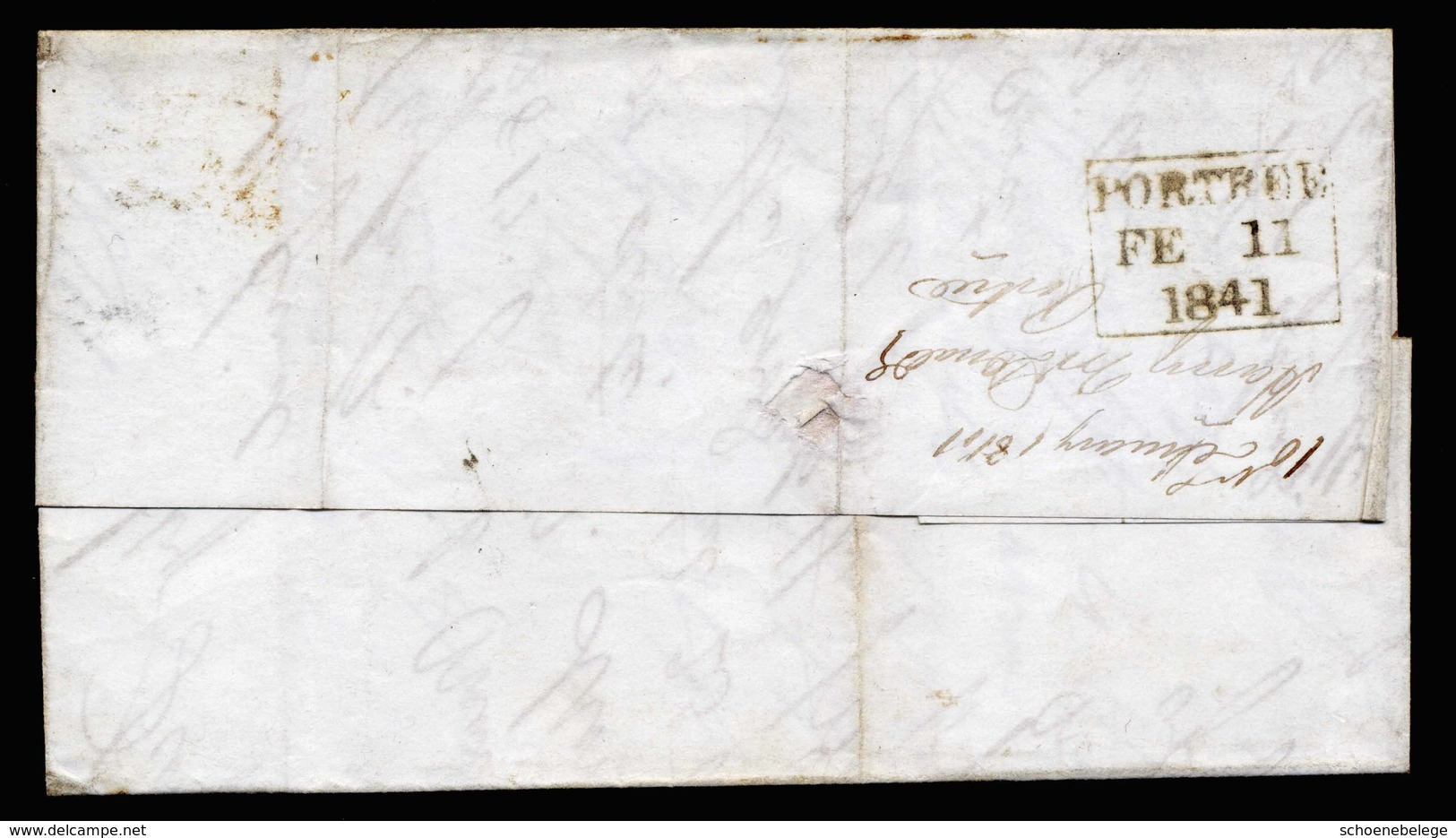 A5762) UK Great Britain Cover With Two Pence Blue Mi.2 - 1840-1901 (Viktoria)