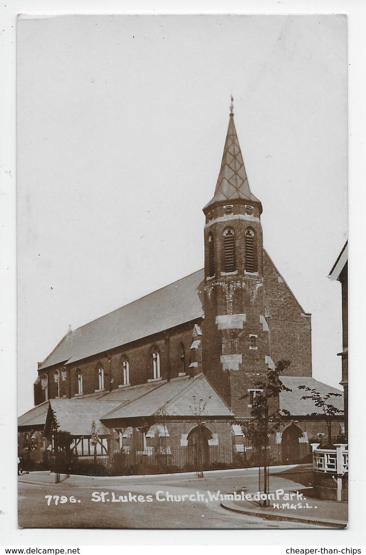 St. Luke's Church, Wimbledon Park - London Suburbs