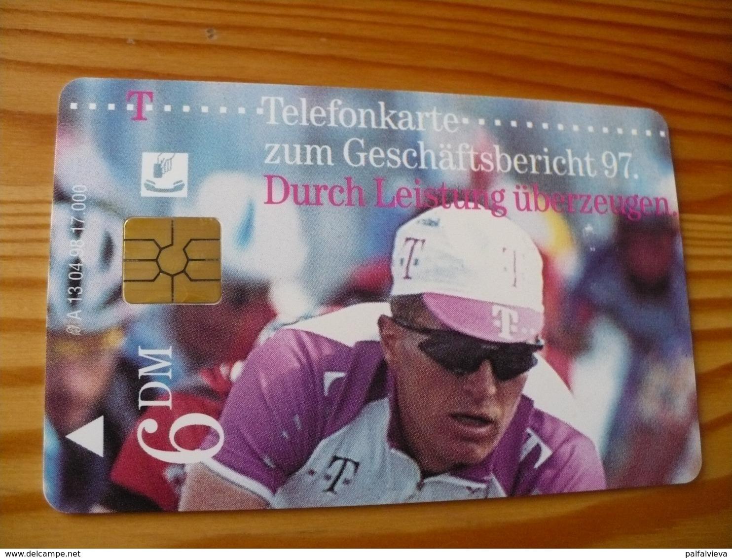 Phonecard Germany A 13 04.98 17.000 Ex. - Germania
