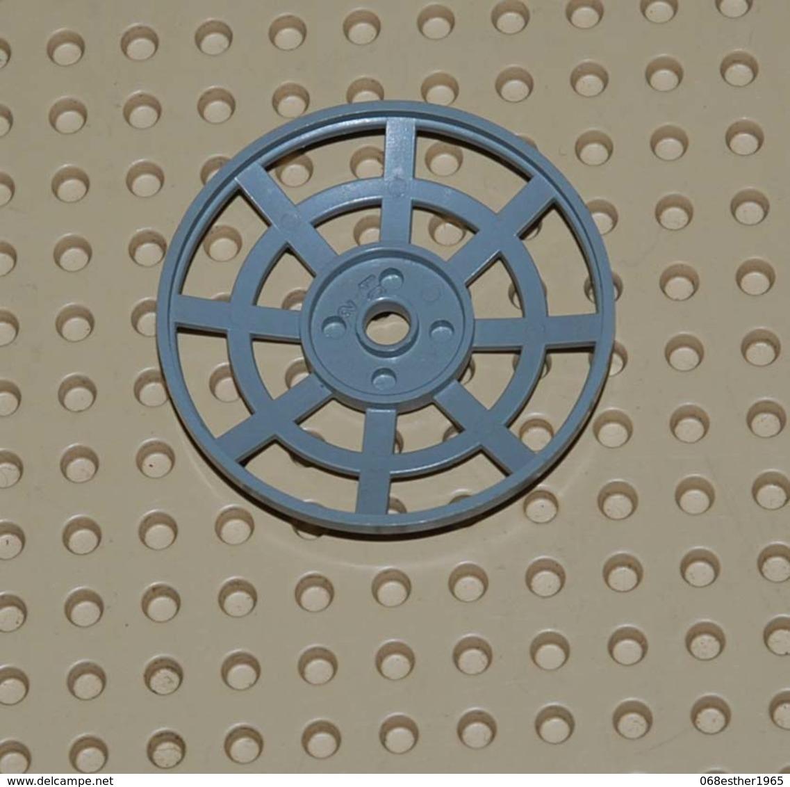 Lego Parabol Radar Gris Space 6x6 Ref 4285a - Lego Technic