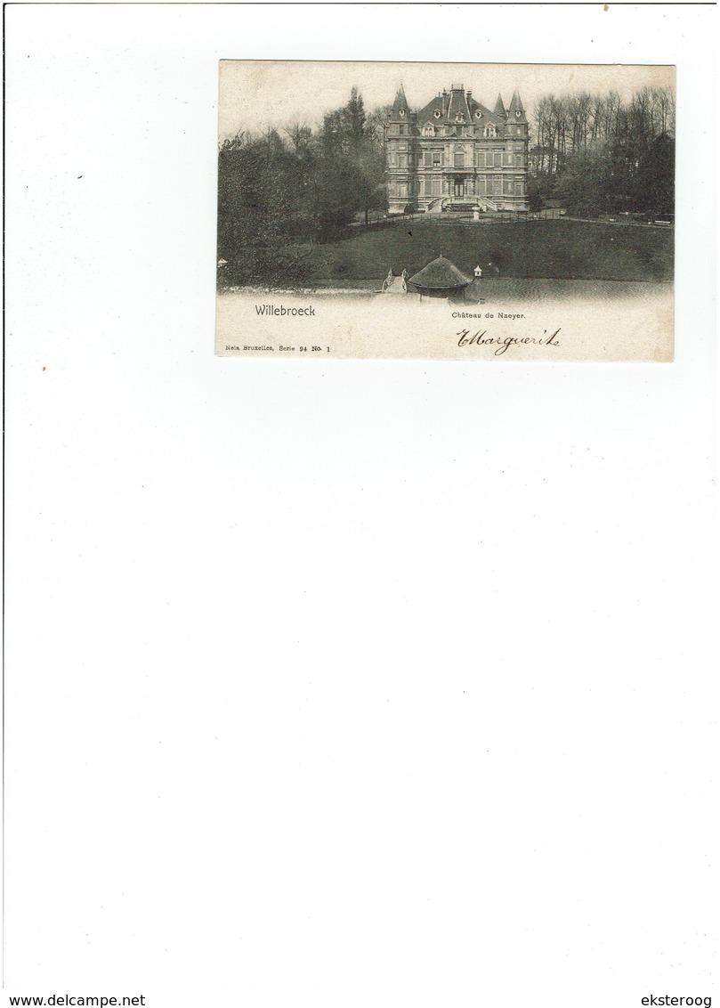 Willebroeck -  Chateau De Naeyer - Willebroek