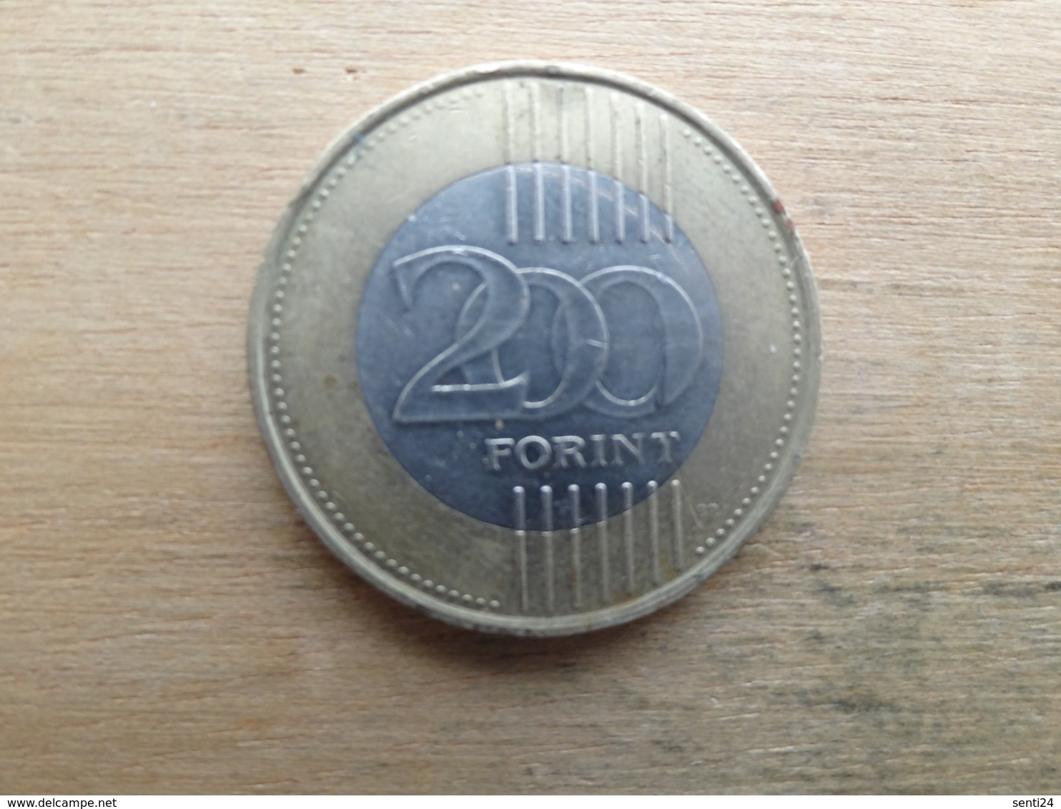 Hongrie  200  Forint  2010  Km 826 - Hongrie