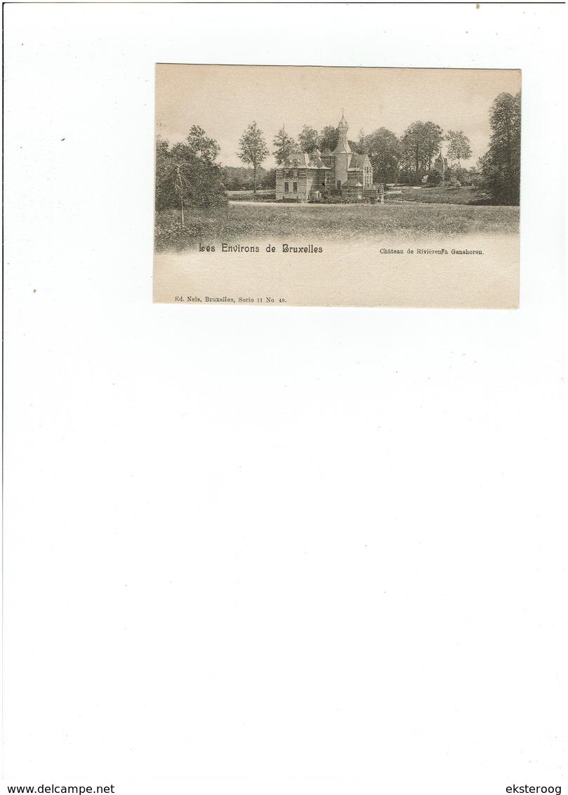 Ganshoren - Chateau De Rivieren Ganshoren - Ganshoren