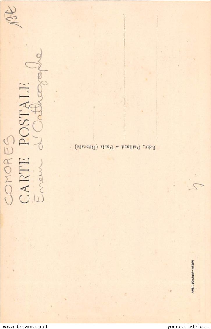 Comores / 04 - Comarienne - Comores