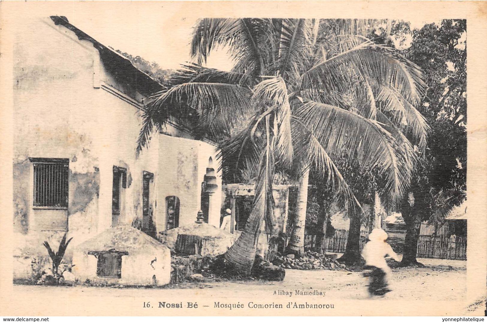 Comores / 07 - Nossi Bé - Mosquée - Comores
