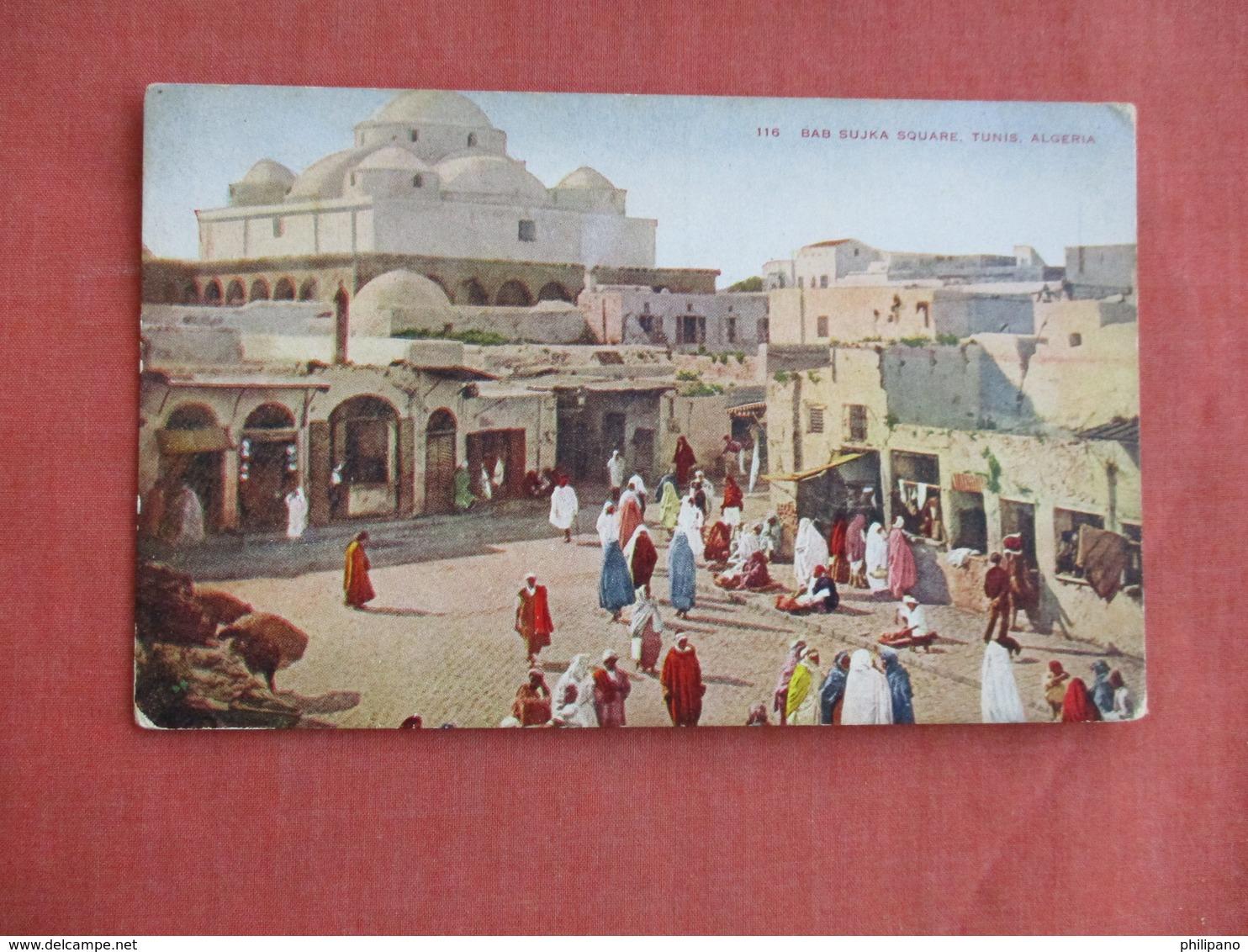 Africa > Tunisia Tunis  Bab Sujka Square   Ref 3099 - Tunisia