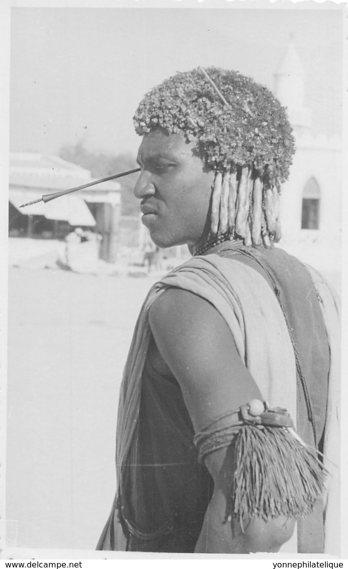 Erythrée / Ethnic - 16 - Real Photo - Erythrée