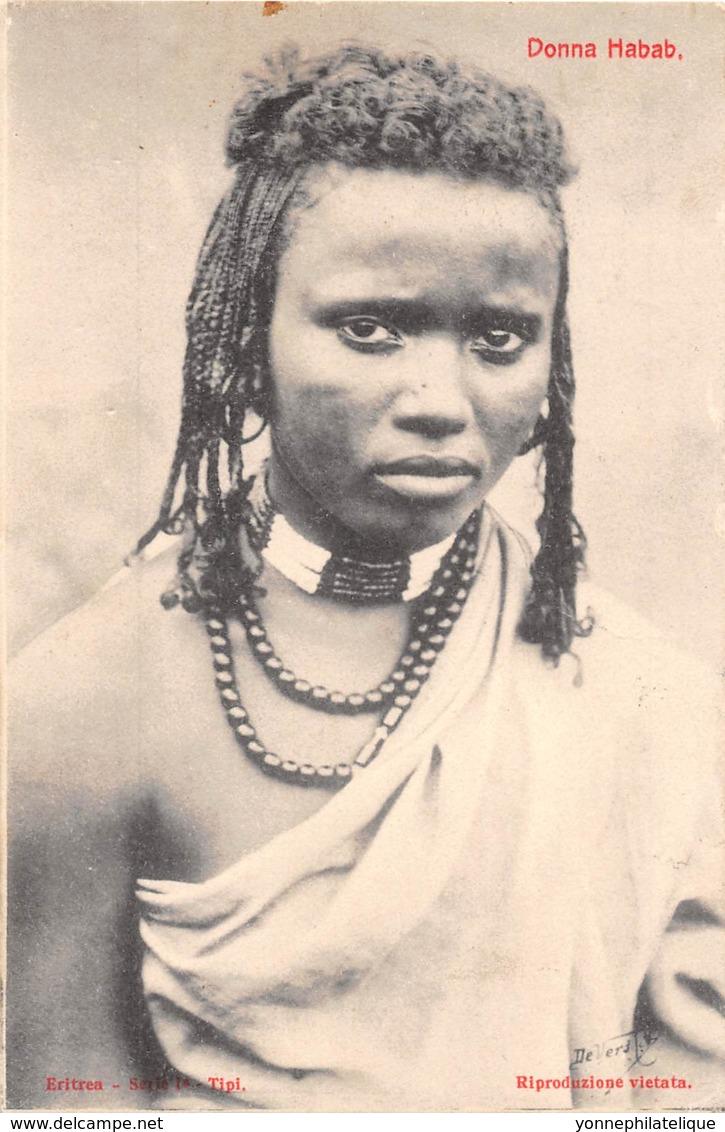 Erythrée / Ethnic - 26 - Donna Habab - Erythrée