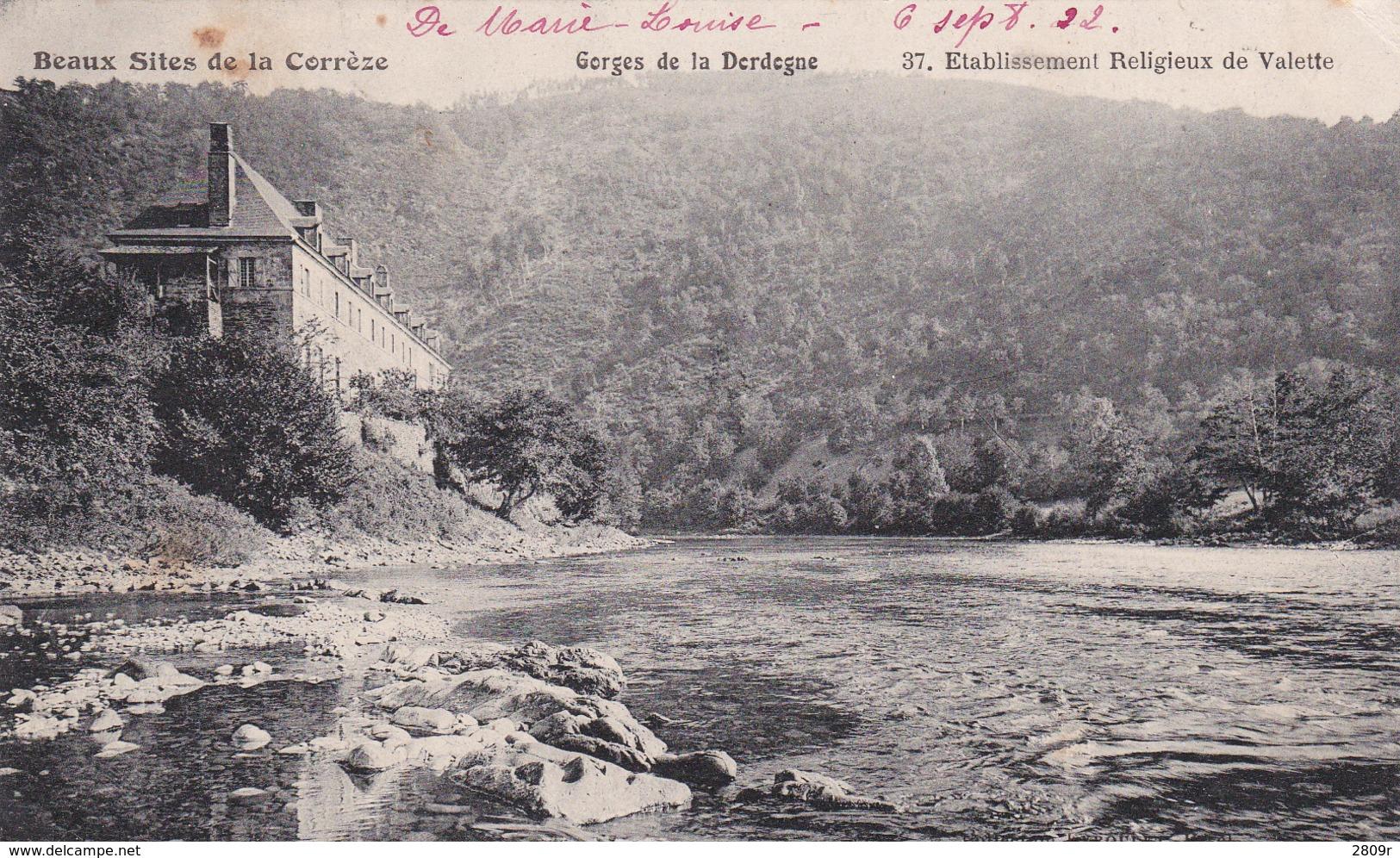 Gorges De La Dordogne - France