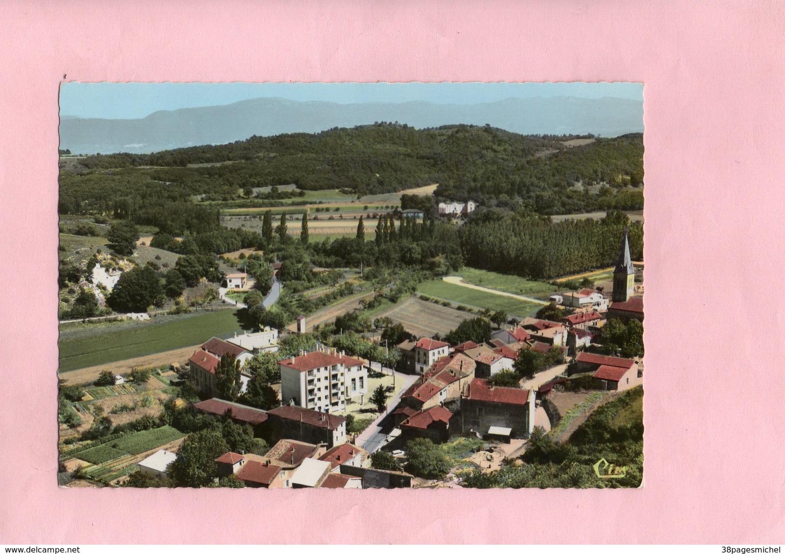 Carte Postale - PEYRINS - D26 - Vue Générale Aérienne - Autres Communes