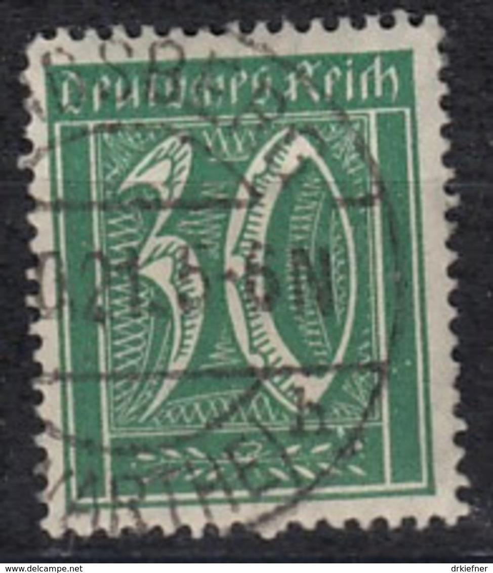 DR 162, Gestempelt, Geprüft, Ziffer 1921 - Germany