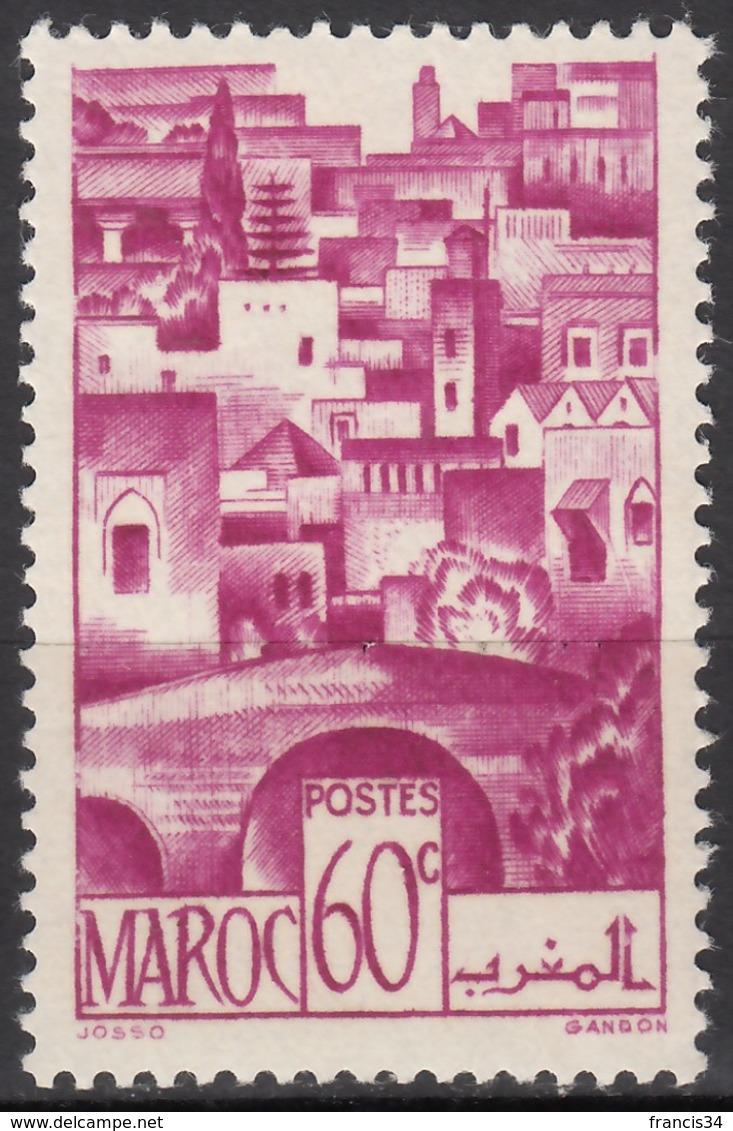 N° 250 - X X - ( C 1853 ) - Marokko (1891-1956)