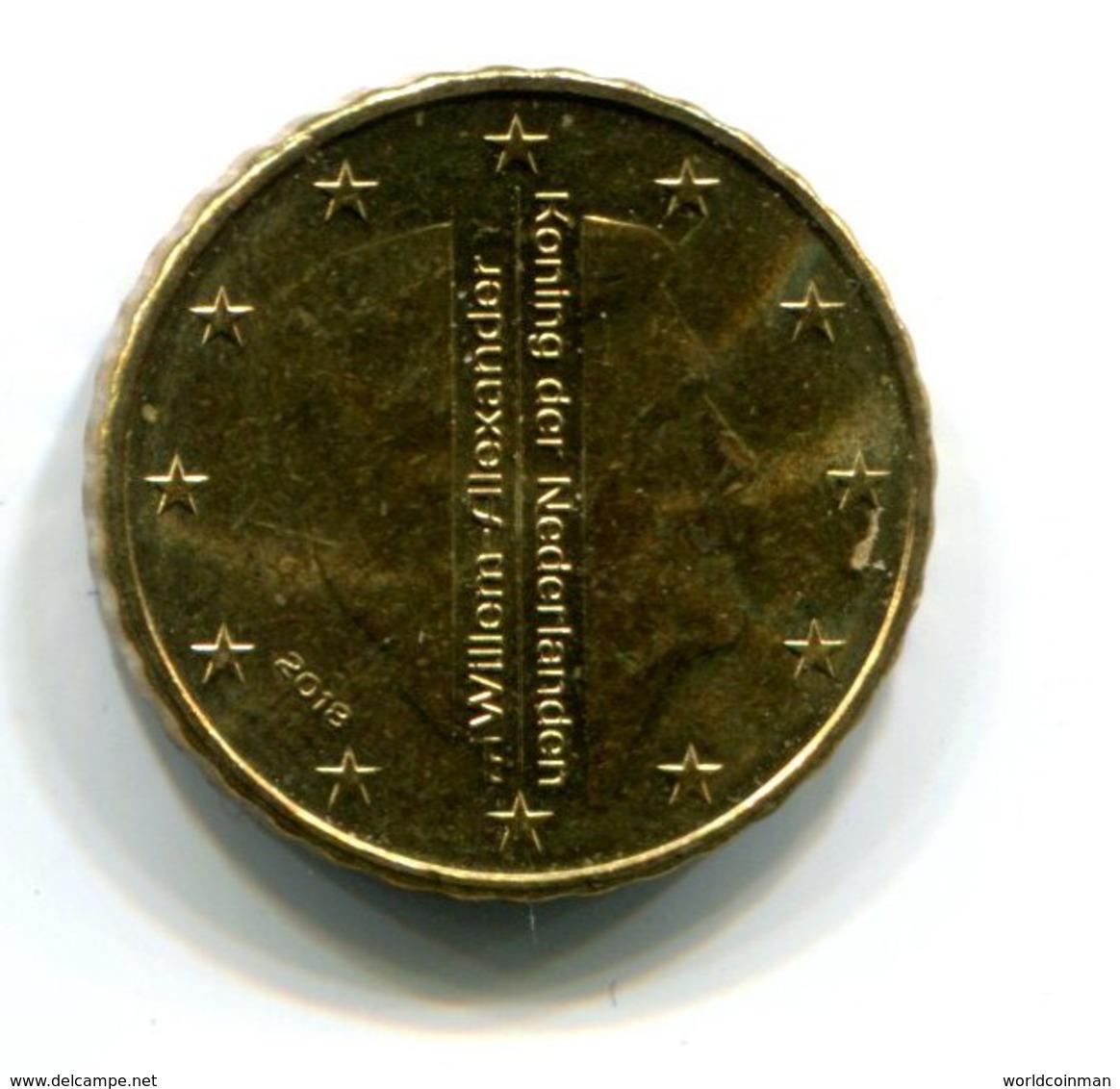 2018 Netherlands 10 Cent Coin - Netherlands