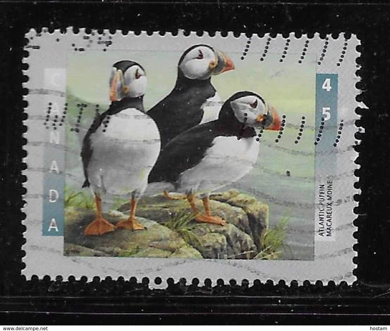 CANADA 1996, USED, # 1592,  BIRDS OF CANADA, Oiseaux Divers - 1952-.... Règne D'Elizabeth II