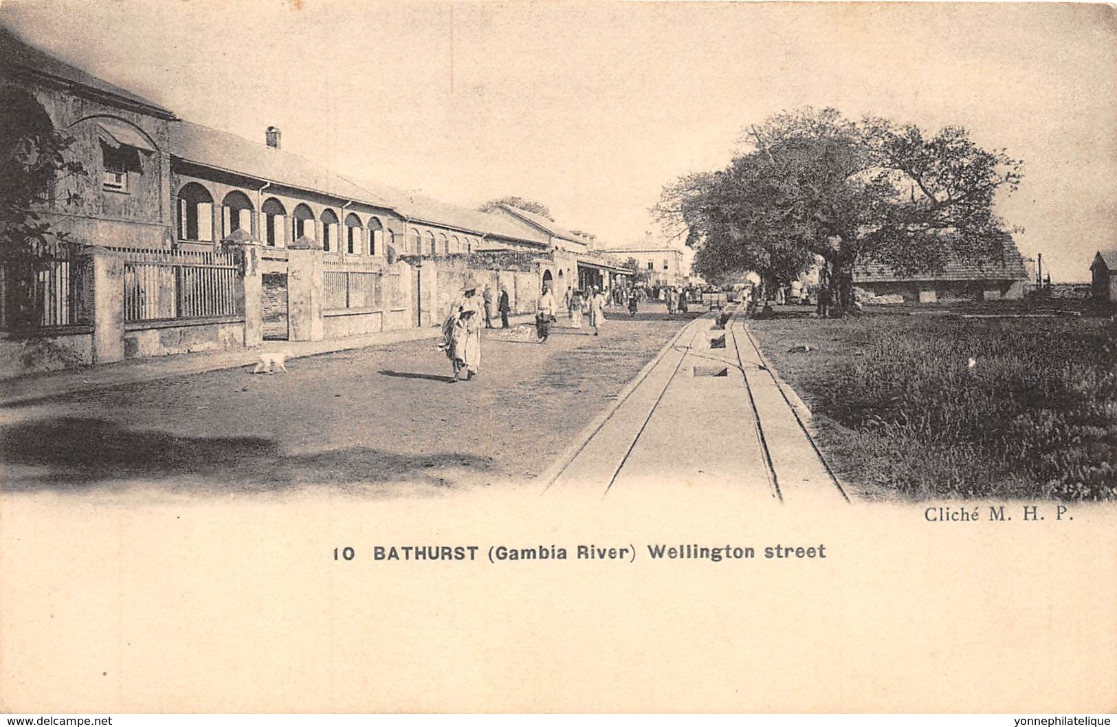 Gambie / 20 - Bathurst - Wellington Street - Gambie