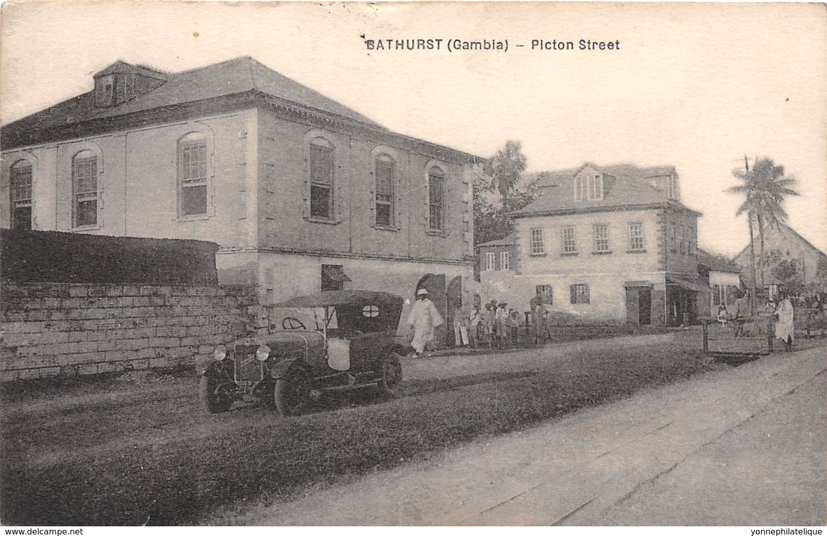 Gambie / 21 - Bathurst - Picton Street - Gambie