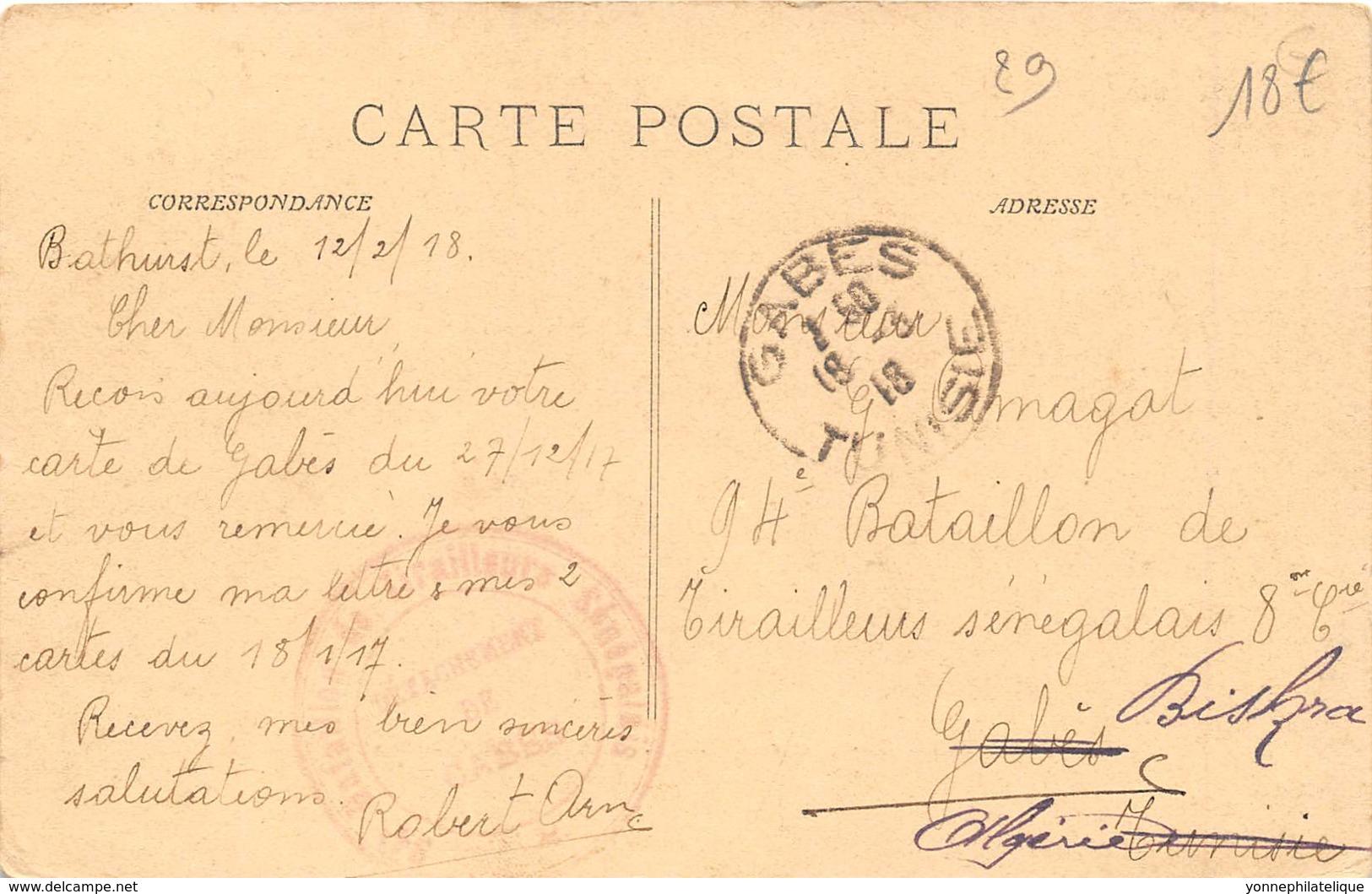 Gambie / 29 - Bathurst - Factorerie - Belle Oblitération - Gambie