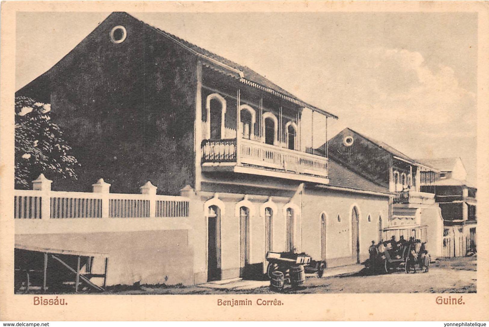 Guinée  Portuguaise / 21 - Bissau - Benjamin Correa - Guinea-Bissau
