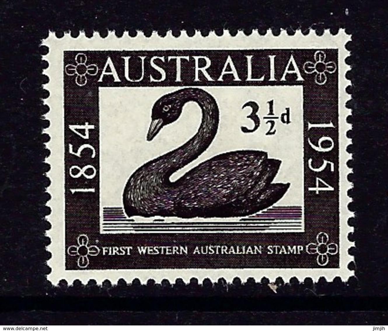 Australia 274 MNH 1954 Swan - Australia