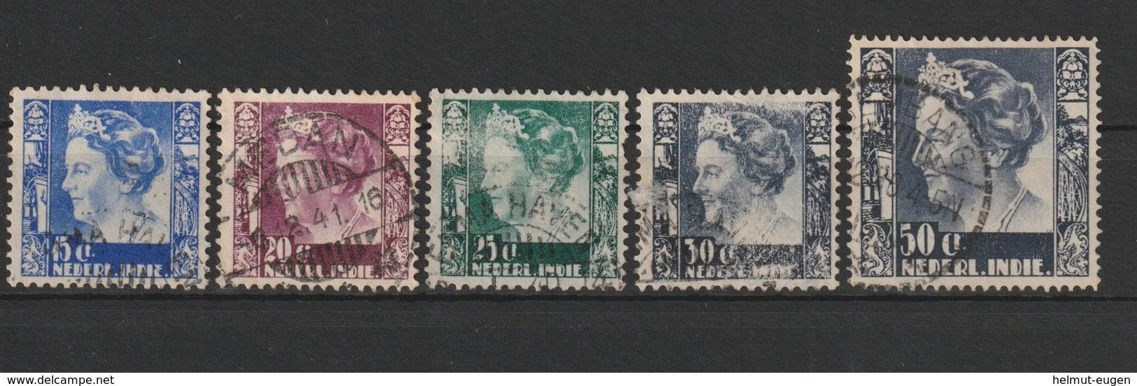 MiNr. ??? Niederländisch-Indien 1914/1915. Freimarken: Königin - Niederländisch-Indien