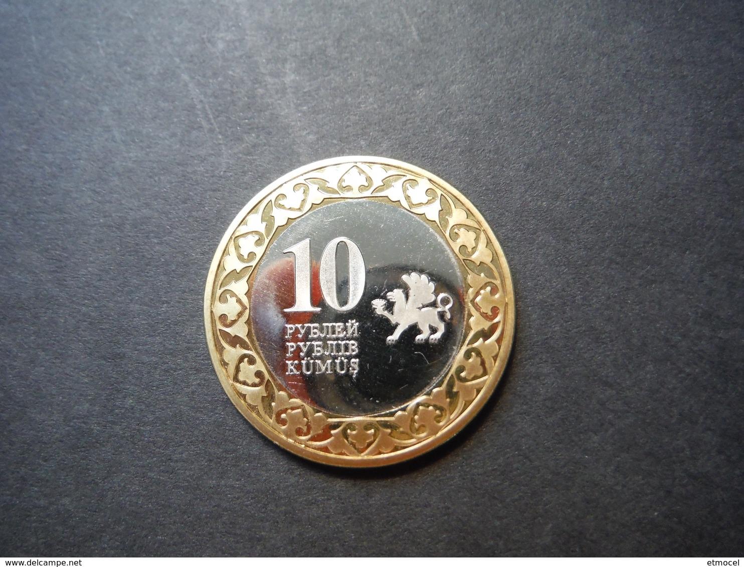 M18    10 Kumus BE Commémoratif 11/03/2004 - Ukraine