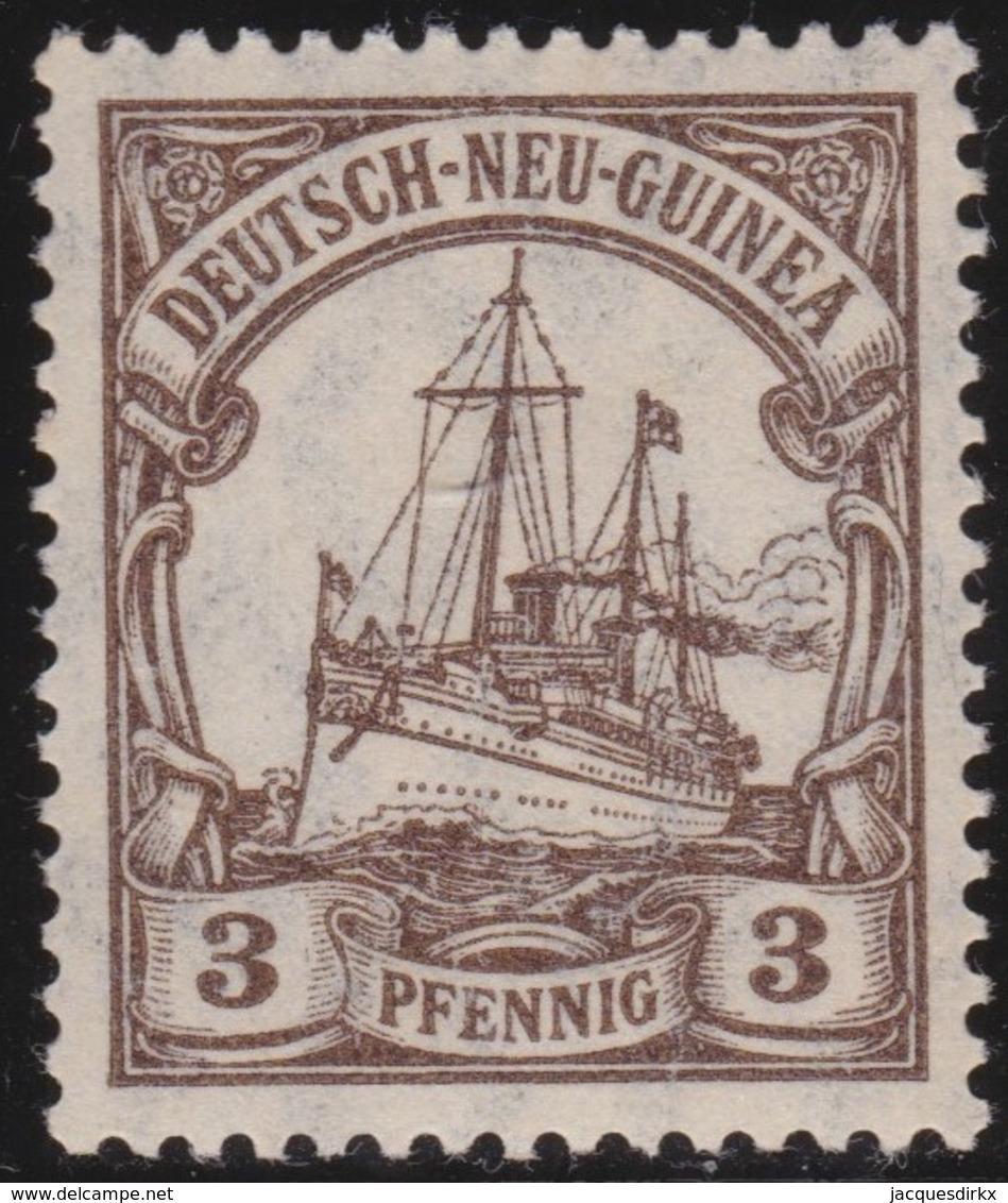 Deutsch  Neu Guinea    .     Michel  7      .    **        .      Postfrisch   .   /   .    MNH - Colony: German New Guinea