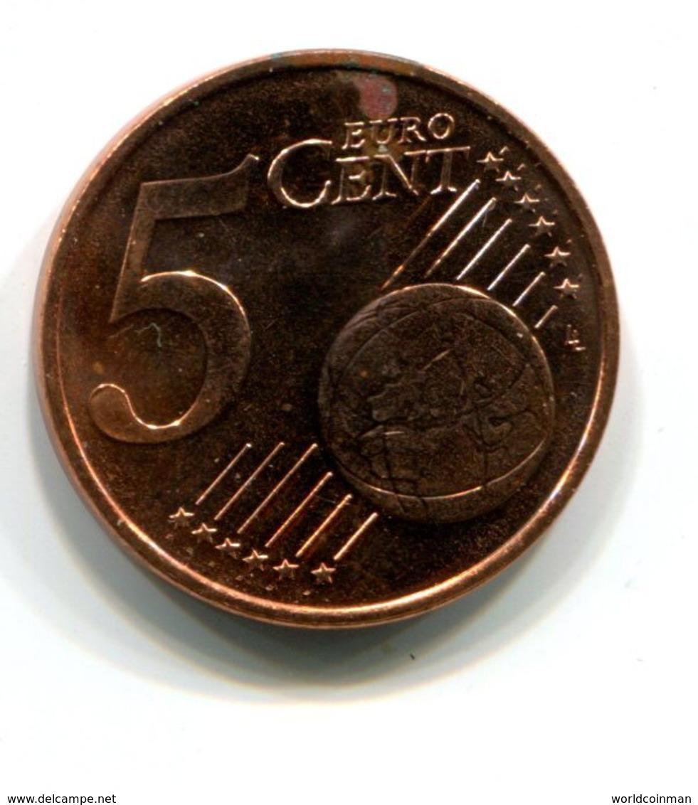 2018 Netherlands  5 Cent Coin - Netherlands