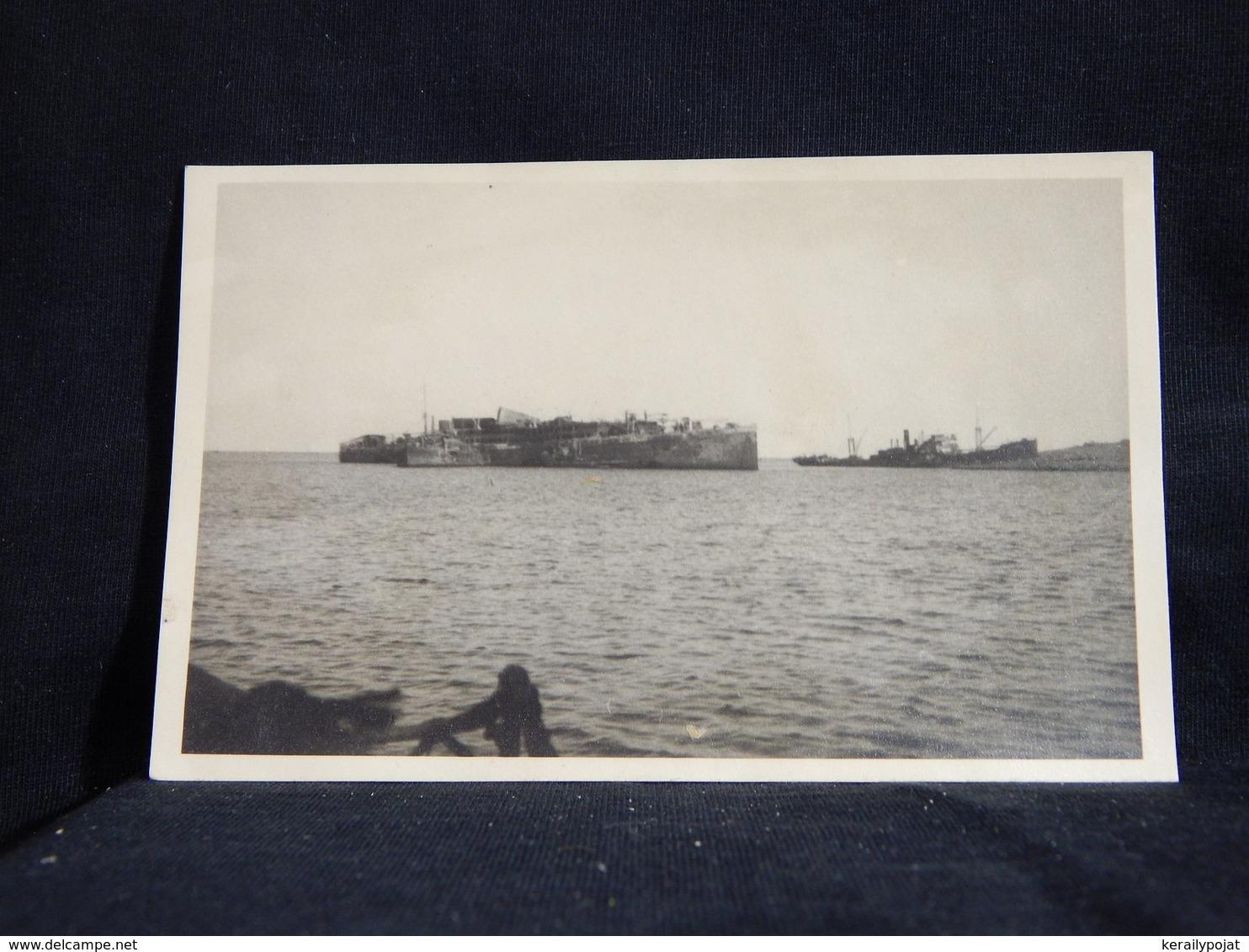 UK Old Ship Postcard__(22431) - Veleros