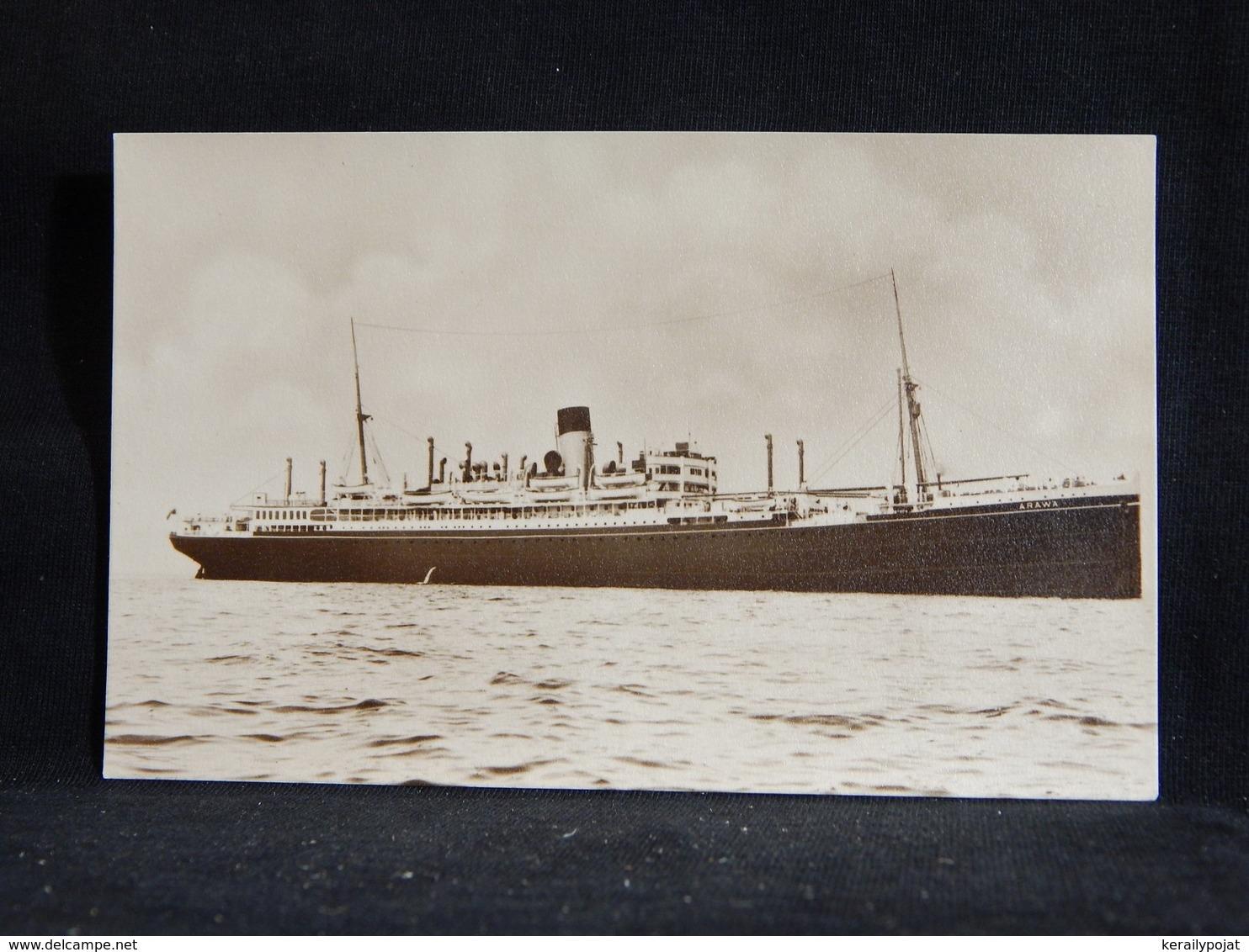 Steamer S.S. Arawa__(22715) - Paquebote