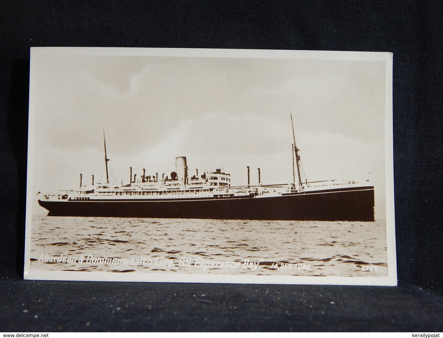 Steamer S.S. Esperance Bay__(22685) - Paquebote