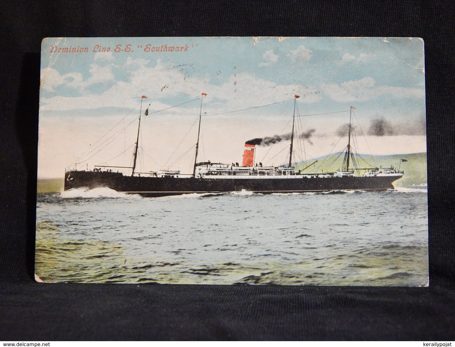 Steamer S.S. Southwark -07__(22175) - Paquebote
