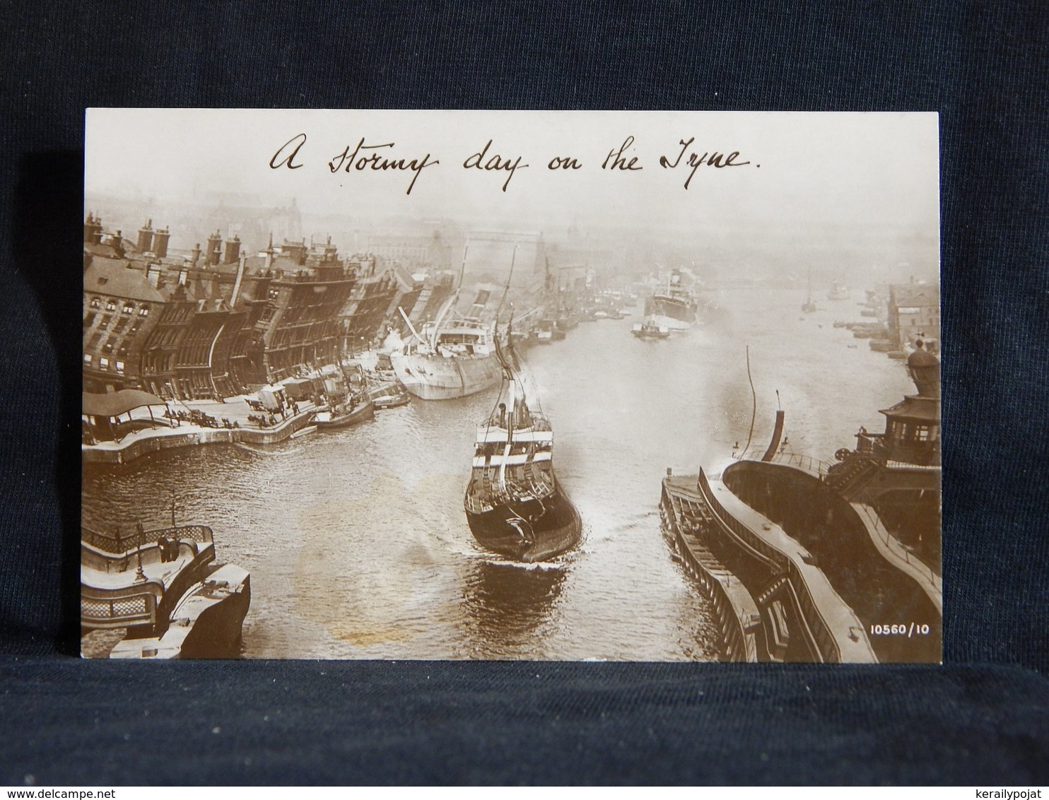 UK Tyne Stormy Day__(22252) - Newcastle-upon-Tyne