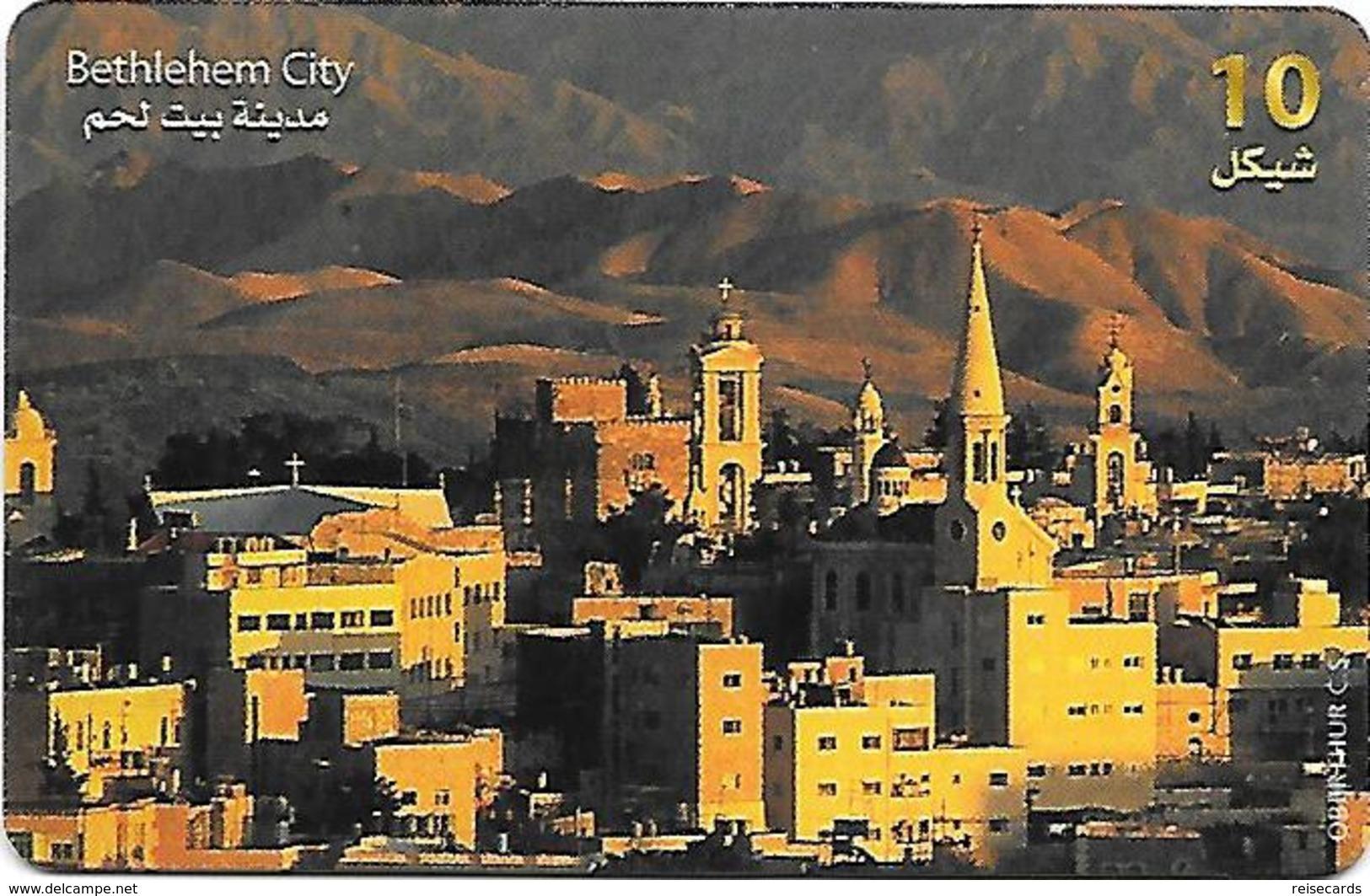 Palestine: Bethlehem City - Palestina