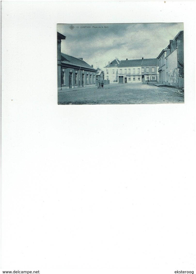 Kontich - 13  Place De La Gare - Kontich