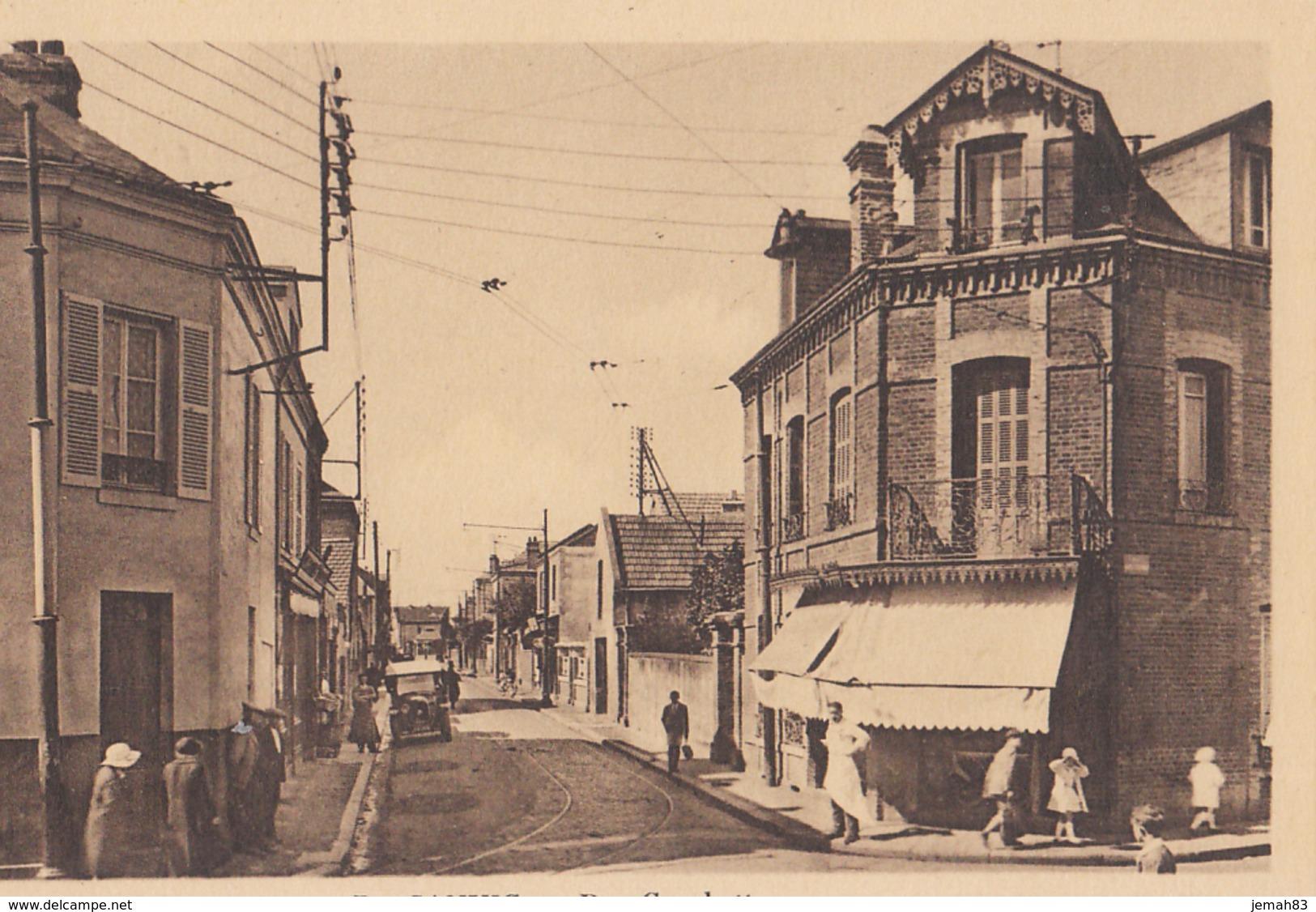 Sanvic Rue Gambetta (LOT AE 23) - Le Havre