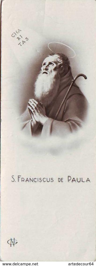 Santino S.francesco Di Paola - Imágenes Religiosas