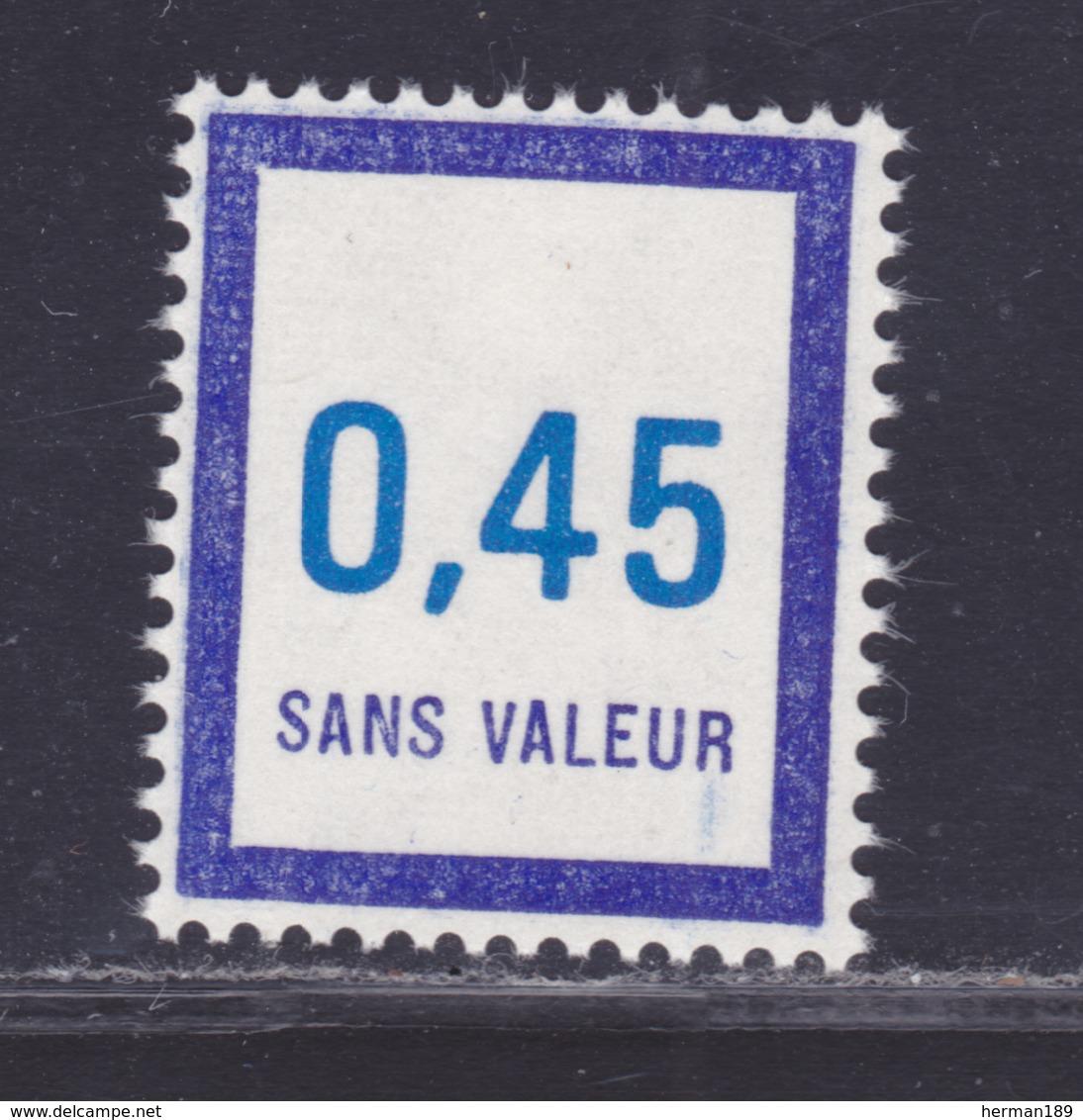 FRANCE FICTIF N° F209 ** MNH Neuf Sans Charnière, TB - Ficticios