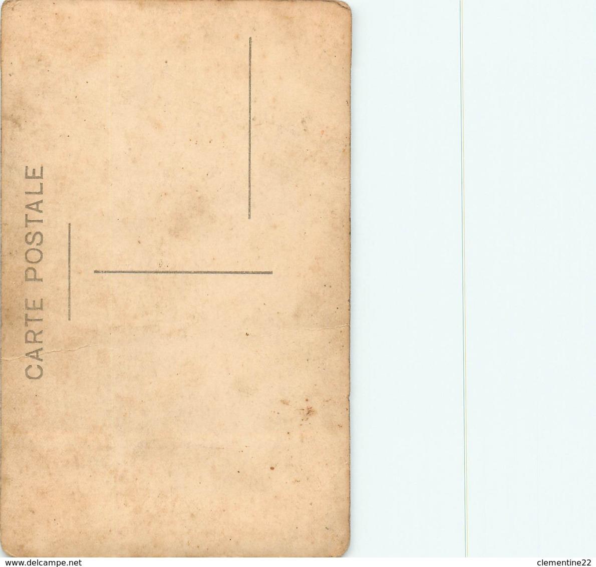 Carte Photo Marin   ( Scan Recto Et Verso ) - Guerre, Militaire